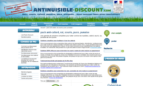Antinuisible-Discount