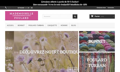 Mademoiselle foulard