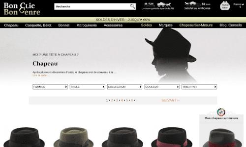Chapeau-Bas Bonnets, chapeaux & casquettes