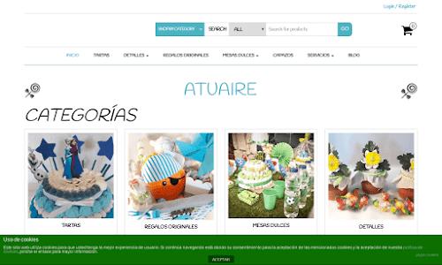 Chuches Atuaire Confitería, dulces y chocolates