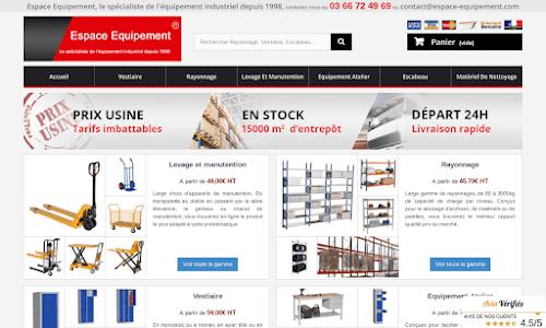 Espace équipement Fourniture et mobilier