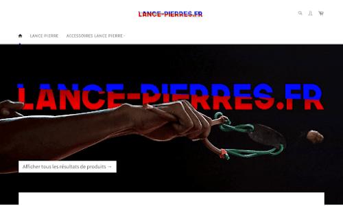 Lance-pierres.fr