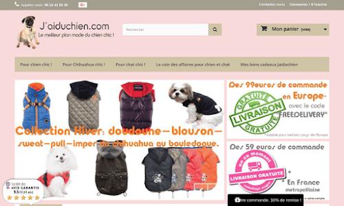 J'aiduchien.com Accessoires