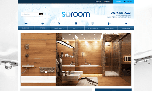 So'room Salle de bain