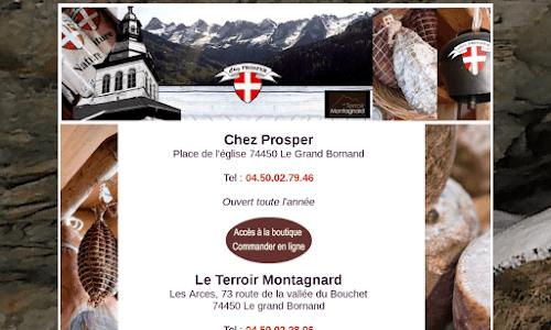 Chez Prosper , produits de terroir de Savoie