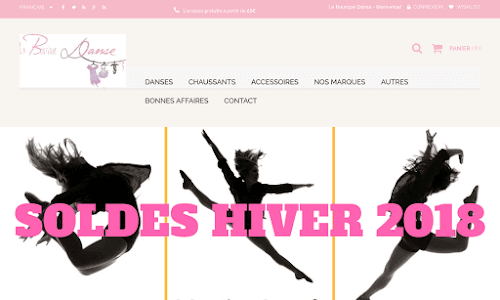 La Boutique Danse