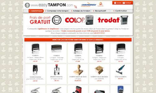Tampons encreurs - Colop &Trodat