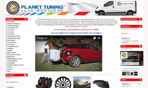 Planet Tuning | Tu Tienda online Tuning
