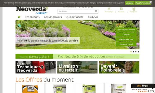 Fournitures produits pour espace vert boutique en for Boutique jardinage en ligne