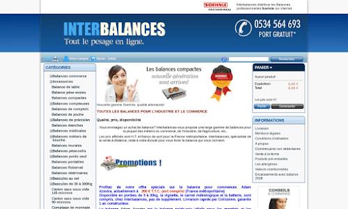 Interbalances