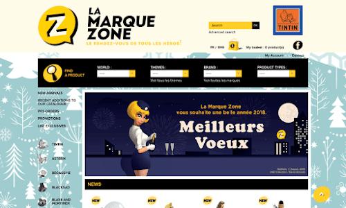La Marque Zone Collection et miniature