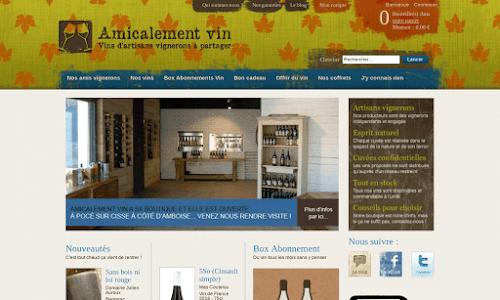 Amicalement vin