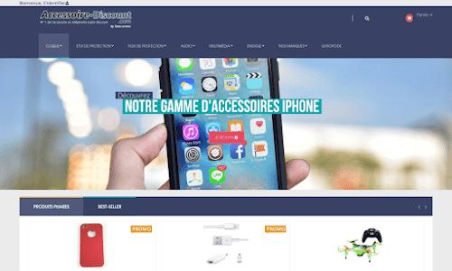 Accessoire Discount Téléphone mobile