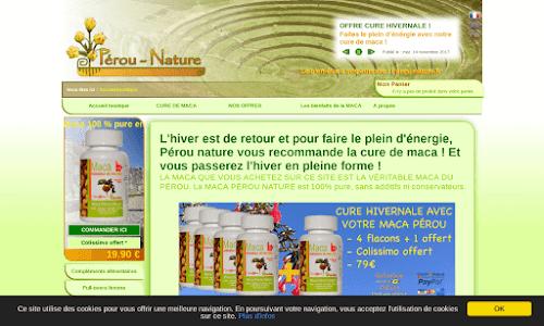 Pérou Nature Parapharmacie