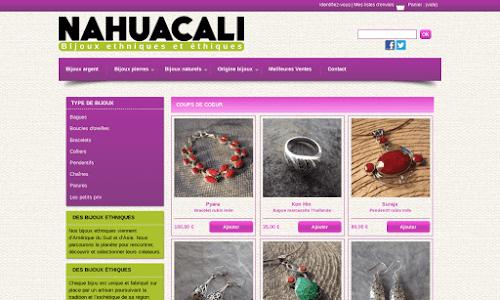 Nahuacali Bijoux