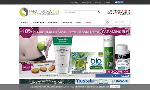Parapharmazen Parapharmacie