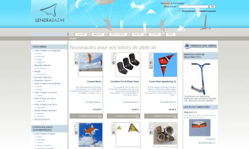 Shop Kitesurf et Cerf-volant