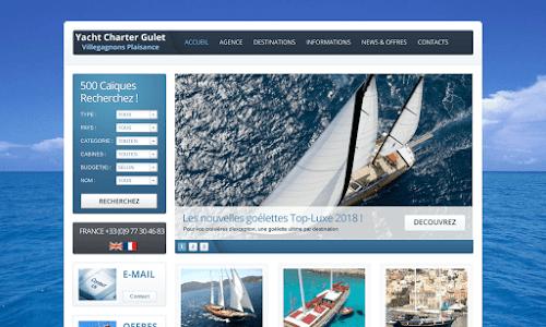 Location bateau & Croisiere en voilier