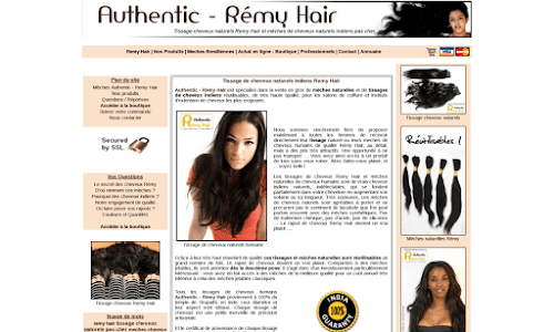 Authentic - Remy Hair