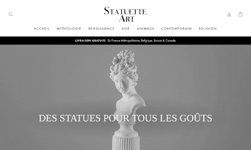 Statuette Art