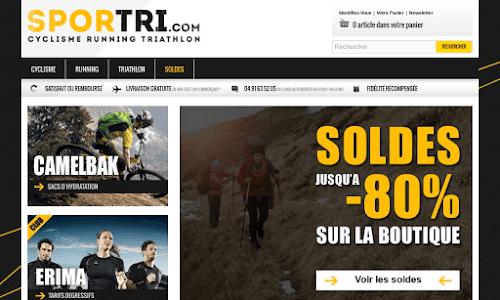 Sportri.com : Cyclisme Athlétisme Triathlon