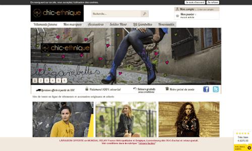 Chic-ethnique Mode Femme