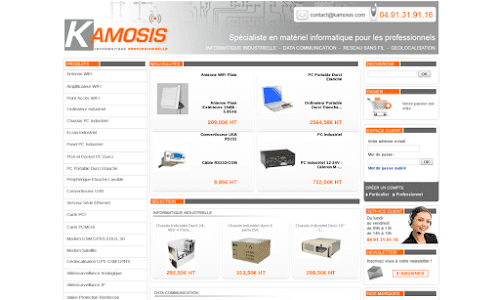 Kamosis Informatique Industrielle