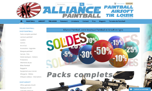 Alliance Paintball Loisir