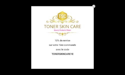 Toner-skincare