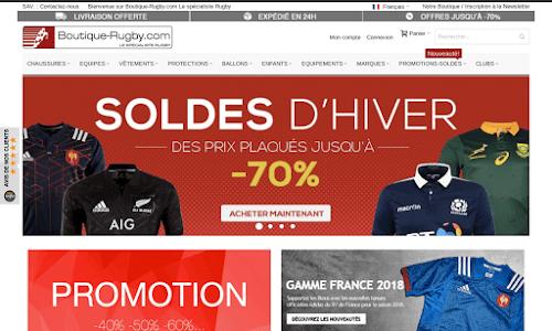 Boutique Rugby Vêtement