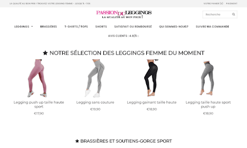 Passion du leggings