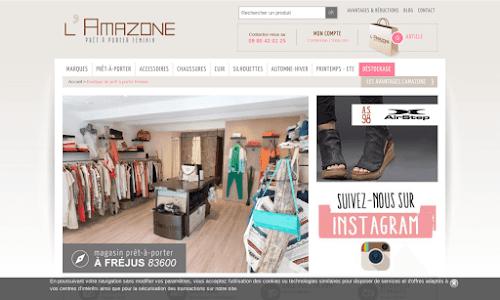 Lamazone-store Mode Femme