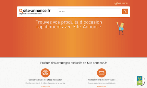 Site-annonce