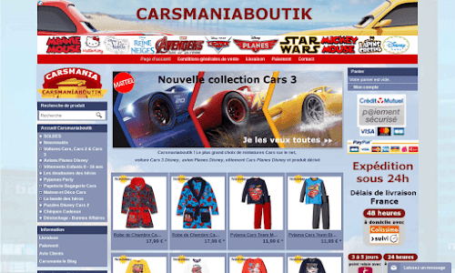 Carsmaniaboutik Collection et miniature