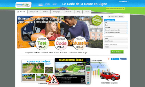 Code de la route - permisecole.com