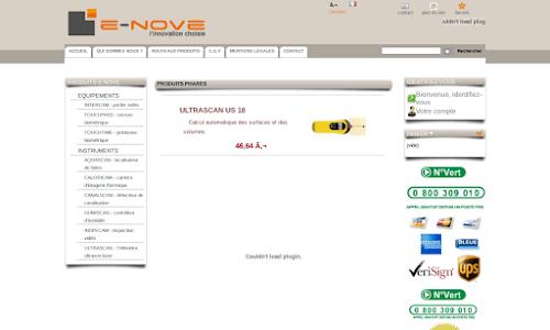 E-nove, la boutique de l'innovation