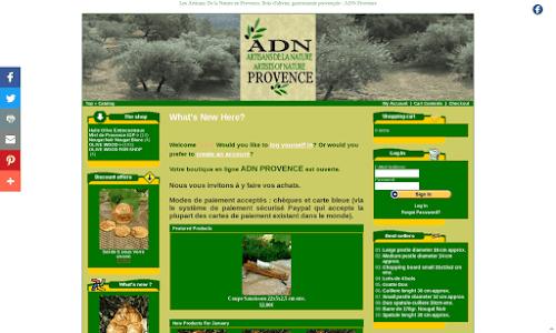 ADN Provence, les artisans de la nature en Provence