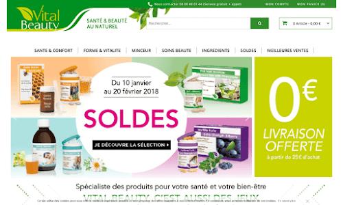 Produits Beauté et Santé Naturels : Vital Beauty