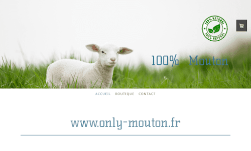 Only mouton Mode Enfant