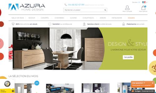 Azura Home Design Mobilier