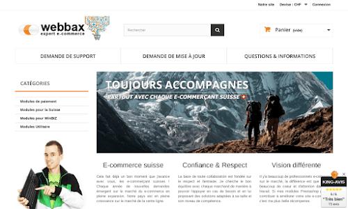Webbax Autres services