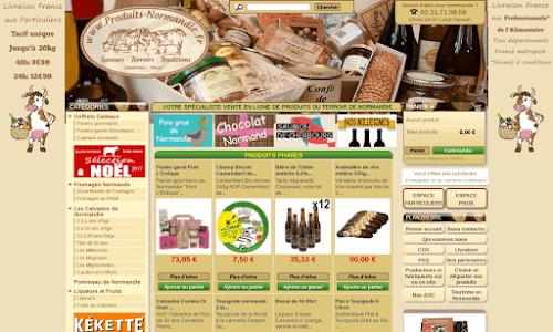Produits-Normandie Alcool, vin et spiritueux