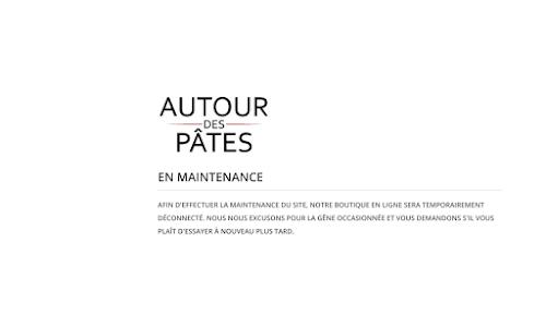 Autourdespates, pâtes artisanales Gastronomie