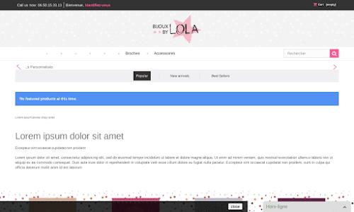 Bijoux by Lola Bijoux