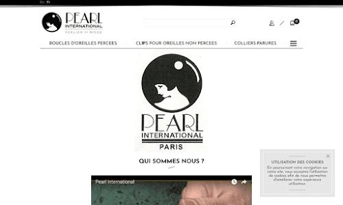 Pearl International Paris Bijoux
