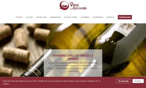 Les vins de la Gironde