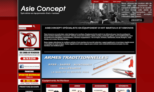 Asie Concept