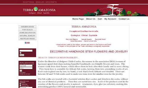 Terra Amazonia Décoration