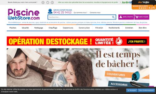 Piscine WebStore