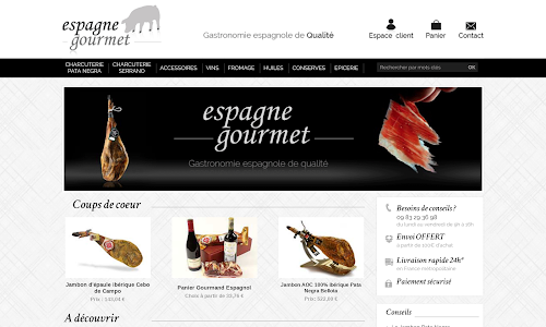Espagne-Gourmet